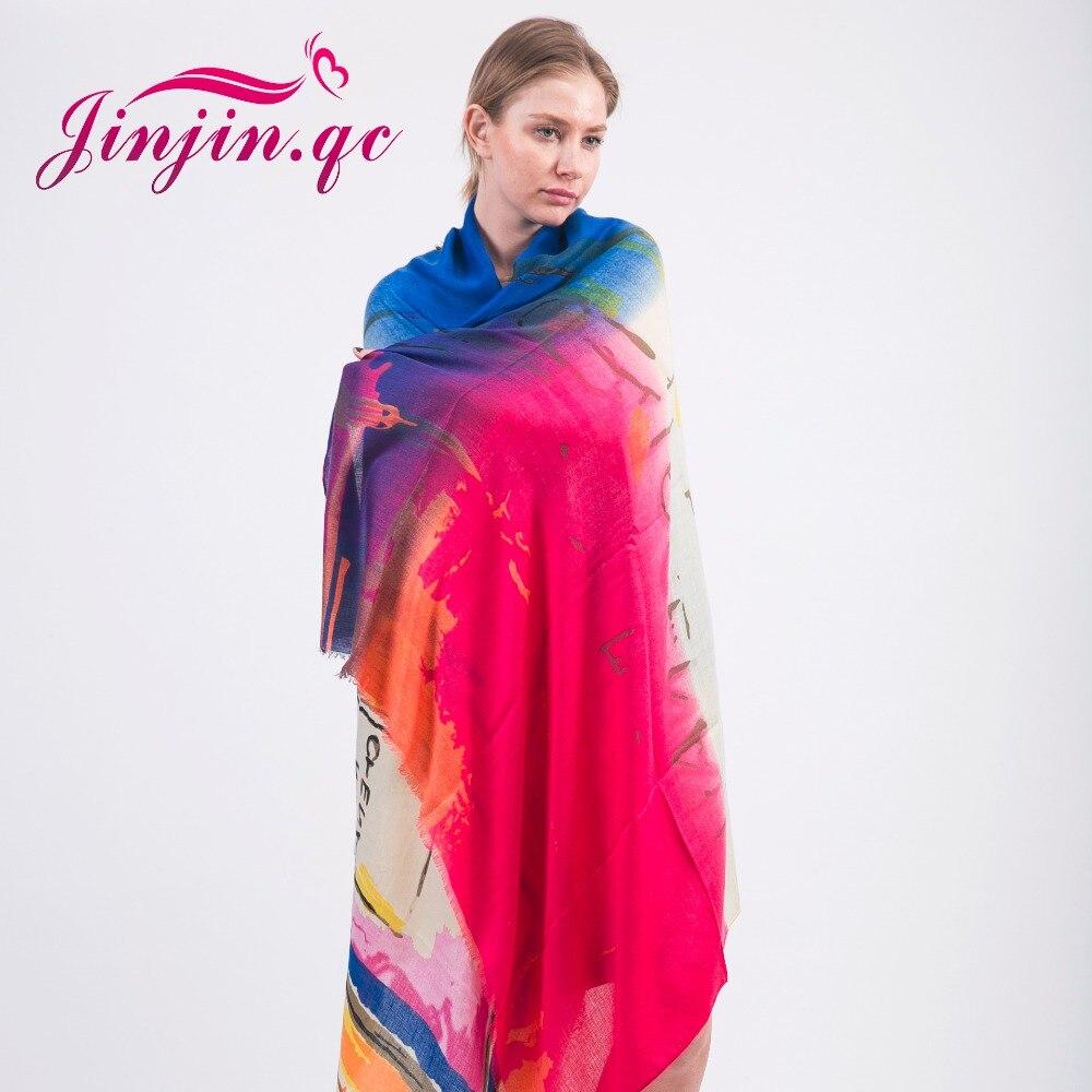 [Jinjin.QC] fashion perfume bottle Print cotton scarf winter women scarves and shawls echarpe foulard femme bandana sjaal