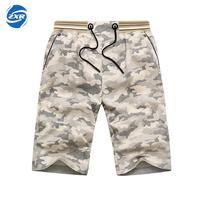 Plus Size Mens Shorts Summer Hiking Sports Camo Shorts Men High Quality Quick Drying Breathable Fitness