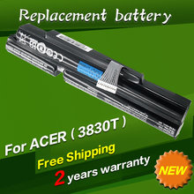 Laptop battery ID57H03H ID47H03H for ACER For Aspire 3INR18 65 2 LC BTP0A 013 TIMELINEX For