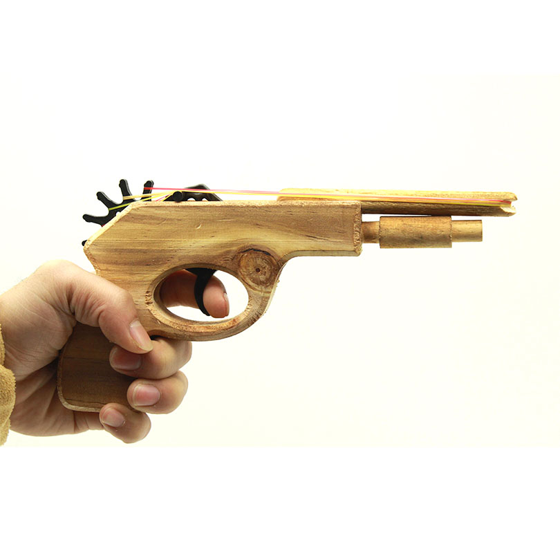 So Cool Kids Toyswooden Toy Rubber Band Bullet Guns Toy