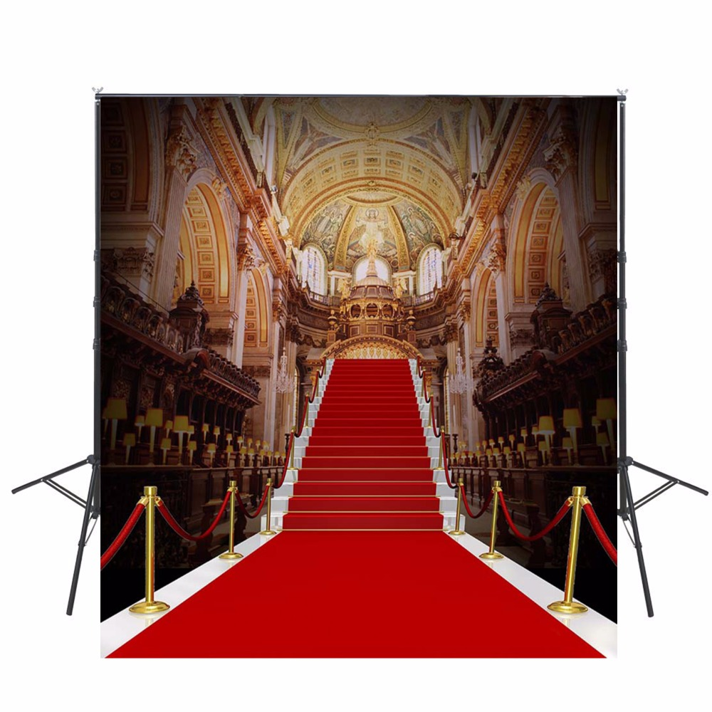 Red Carpet Photography Backdrops Wedding Vinyl Backdrop For Photography Background For Photo Studio Stones Foto Achtergrond children photography backdrops clouds backdrop for photography girls background for photo studio balloons foto achtergrond
