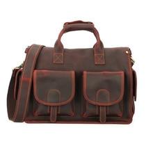 2018 high-end качества хит сезона кожи мужские ретро кожаная сумка многофункциональный портфель плеча компьютер