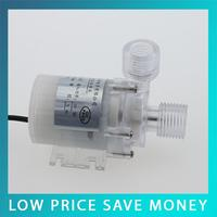 2PCS 12V Food Grade Brushless DC Mute Pump Juice Filling Machine Coffee Drink Machines Miniature Water