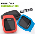 New Arrive Original RUIZU X09 Sport MP3 Player 4gb Mini Can Play 30 Hours, With FM,E-Book,Clock,Data MP3 Music player walkman