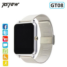 RsFow Smart Watch GT08 Plus Men Women Bluetooth Wrist Smartwatch Support SIM/TF Card Wristwatch For Apple Android Phone PK Z60