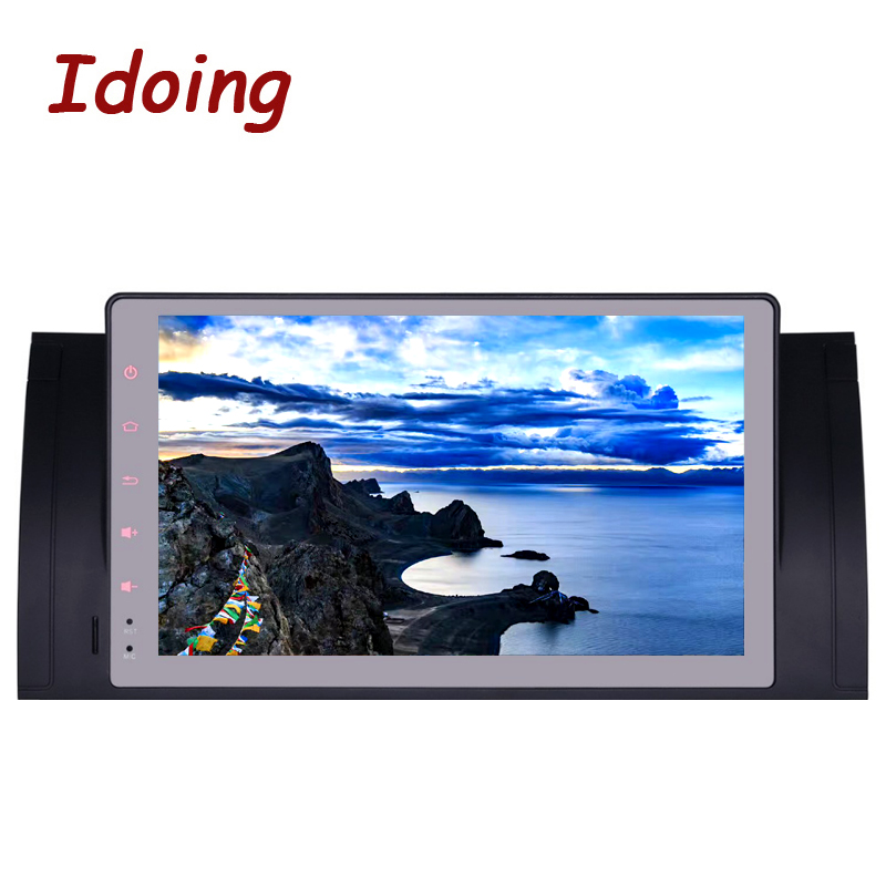 Cheap Idoing Android 9.0 4G+32G 8Core 2Din Steering-Wheel