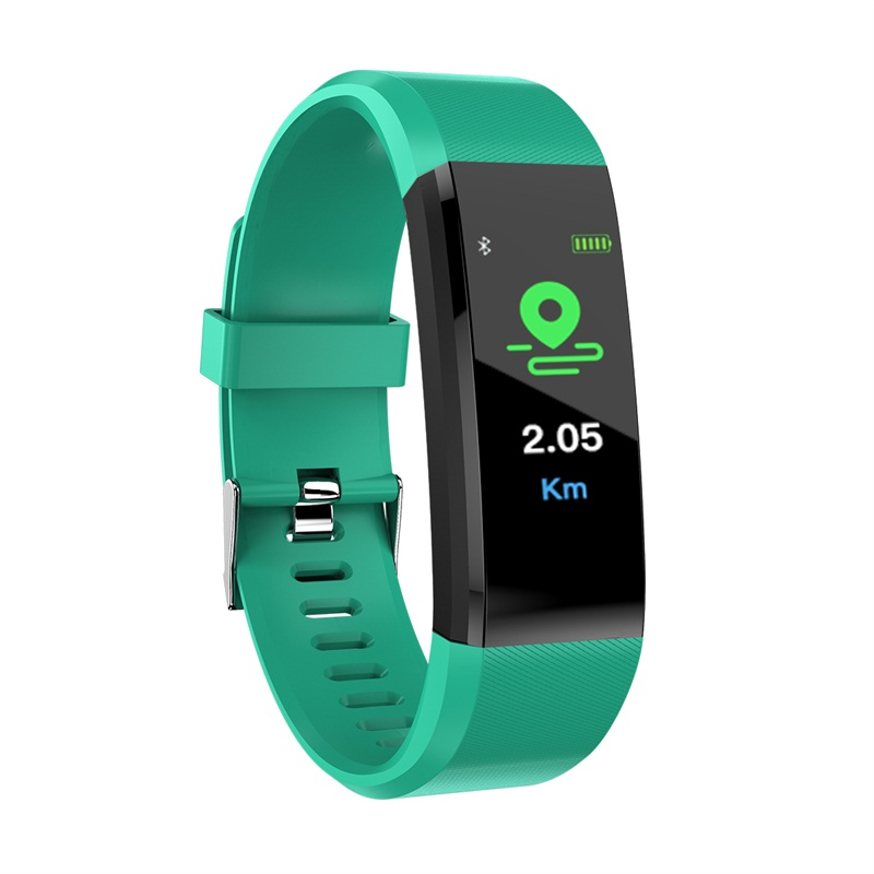 696 115 plus Smart Band Fitness armband Tracker Schrittzähler smartBand Call Reminder für Android IOS
