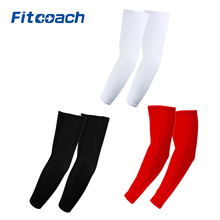 1 Pair-COMPRESSION ARM SLEEVE-Arm Support Sleeves For Men Women and Youth-Boosts Circulation Aids Faster Recovery