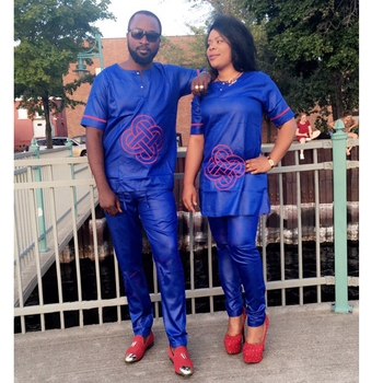 south africa couple clothes african dresses for men and women dashiki clothing bazin riche tops set pant beautiful cheap suits 1