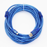 10m 33ft USB 2 0 Type A Male To Mini 5P USB Cable M M Double