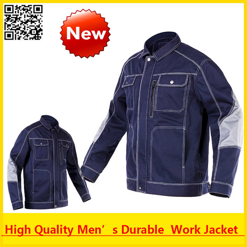 Bauskydd High quality workwear work clothes Men outdoor multi-pockets for Maintenance Auto mechanic worker