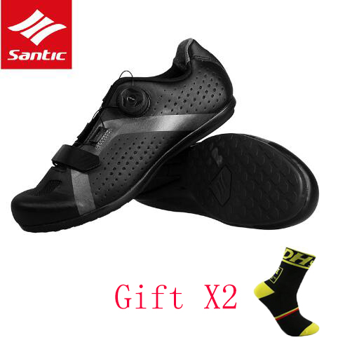 SANTIC Men Cycling Bike Shoes Road Sneaker Breathable Outdoor Professional Road Bicycle Shoes Non-Slip No-Lock Road Bike shimanoSANTIC Men Cycling Bike Shoes Road Sneaker Breathable Outdoor Professional Road Bicycle Shoes Non-Slip No-Lock Road Bike shimano