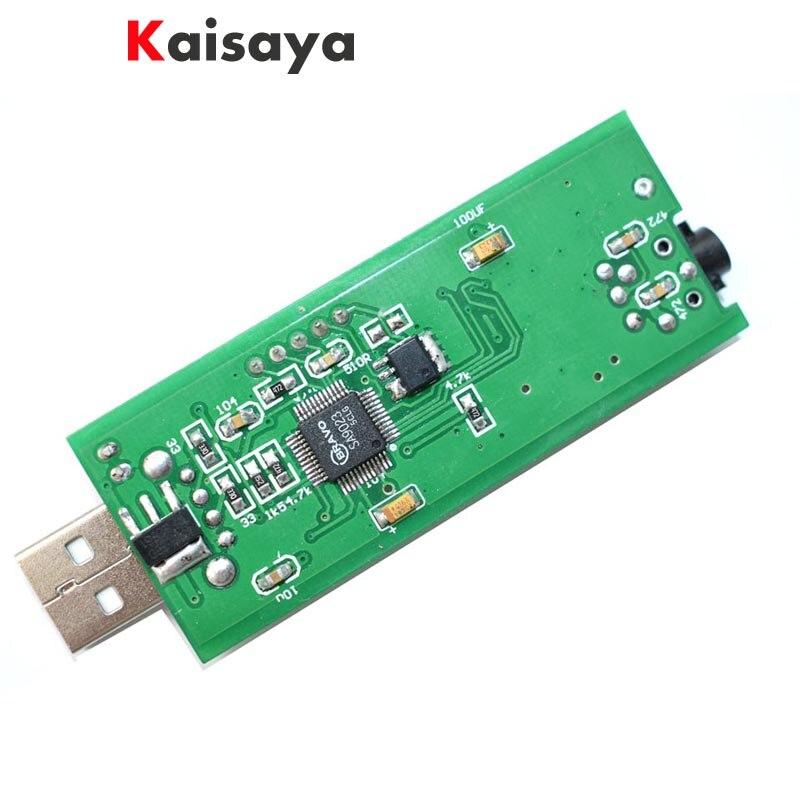 все цены на SA9023 + ES9023 hifi Class Audio DAC Sound Card Decoder Daughter Card Support USB 96K 24BIT transmission for amplifier A9-017 онлайн