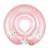 Bebé Natación Del Flotador Del Cuello del Anillo del Cuello Del Bebé Recién Nacido con Bomba de Colchón de Regalo de Dibujos Animados anillo de Natación Piscina para 0-24month Bebé