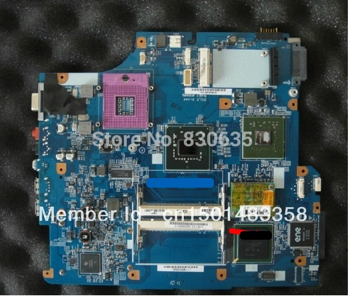цена на MBX-185 connect board connect with motherboard tested by system lap connect board