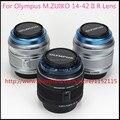 Zoom lens M. ZUIKO 14-42 II R para PL5 PL1 PL2 PL3 Olympus EP1 ep2 ep3 ep5 em5 em10 para panasonic gf1 gf2 gf3 gf5 gx1 gx7