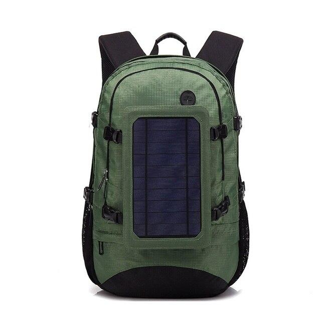 6.5W 5V Solar Panel Backpack Multifunctional  5