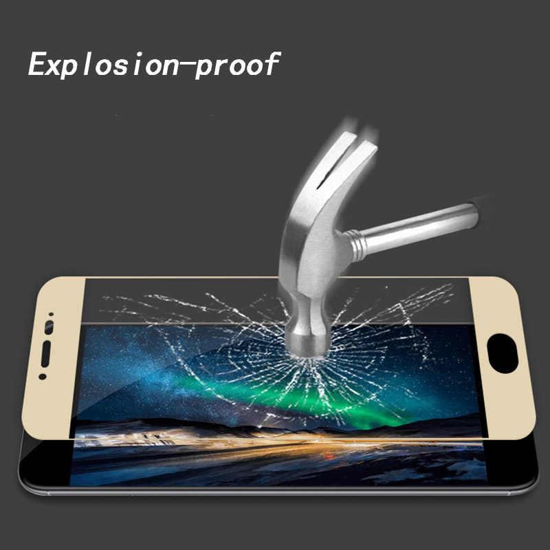 Para ASUS ZenFone 5Z ZS620KL de cristal templado de cine Protector de pantalla completa de la cubierta de vidrio ZS620KL película del teléfono