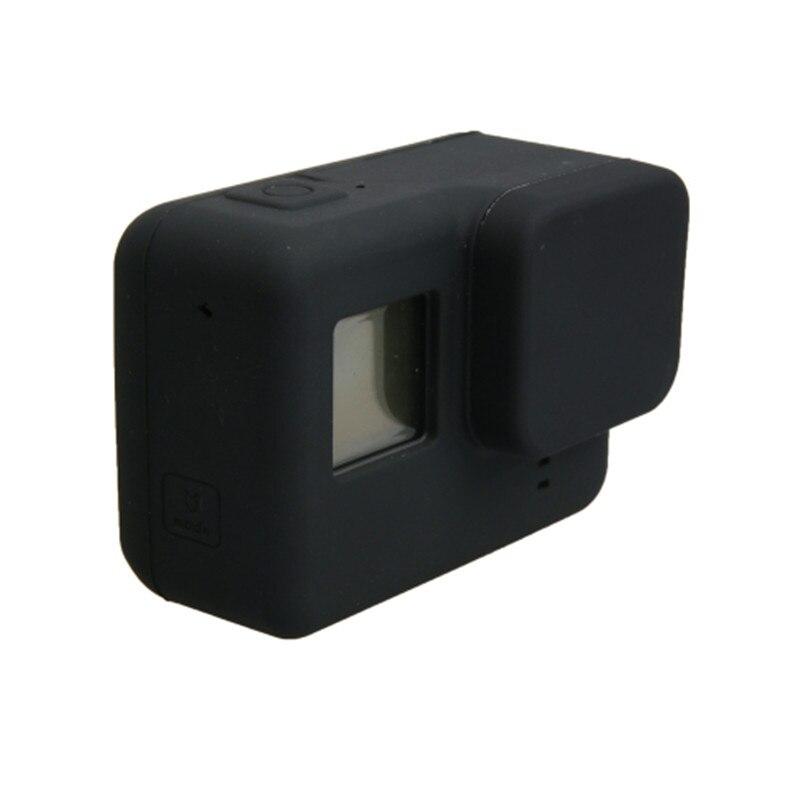 Měkké silikonové pouzdro pro Gopro Hero 6 5 Ochranný kryt objektivu pro Go Pro Hero 6 5 Black Edtion akční kamera příslušenství