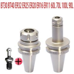 BT30 BT40 ER32 ER25 ER20 ER16 ER11 60L 70L 100L 90L frezowanie CNC maszyna do uchwytów przedmiotów obrabianych