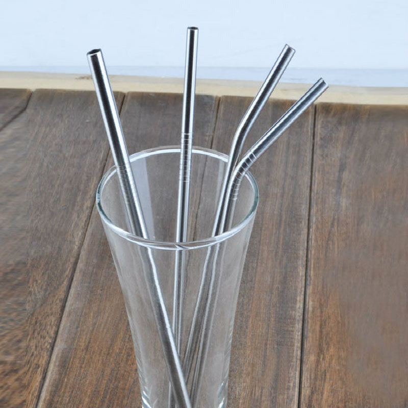 500pcs-lot-8mm-215mm-8-5-Reusable-Metal-Stainless-Steel-Straight-Bent-Drinking-Straws-Bar-Accessory