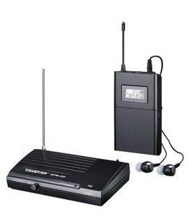 Оптовая продажа-Новый TAKSTAR wpm-200 В Ухо Профессиональной Сцене System Беспроводной Монитор приемник передатчик для наушников