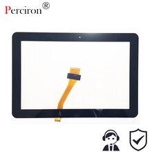 Новинка 10,1 дюймов планшет сенсорная панель для samsung Galaxy Tab P7500 P7510 сенсорный экран дигитайзер стекло со шлейфом в сборе