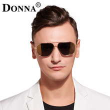Donna Pilot Style Sunglasses Men Lens Classic Driving Polarized Aluminum Driving Adult Glasses Fashion Eyewear Sunglasses D40
