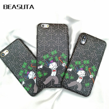Luxury Warrior Monopoly Dollar Mr Mobbin Soft Silicone Case For iphone XS MAX 7plus 8 8plus 6 6s 6plus XR Grid Relief Scrub Capa char broil deluxe grid scrub