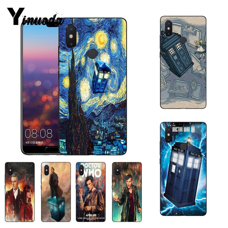 Phone Bags & Cases Half-wrapped Case United Yinuoda Tardis Box Doctor Who Coque Shell Phone Case For Xiaomi Mi 6 Mix2 Mix2s Note3 8 8se Redmi 5 5plus Note4 4x Note5 Factory Direct Selling Price
