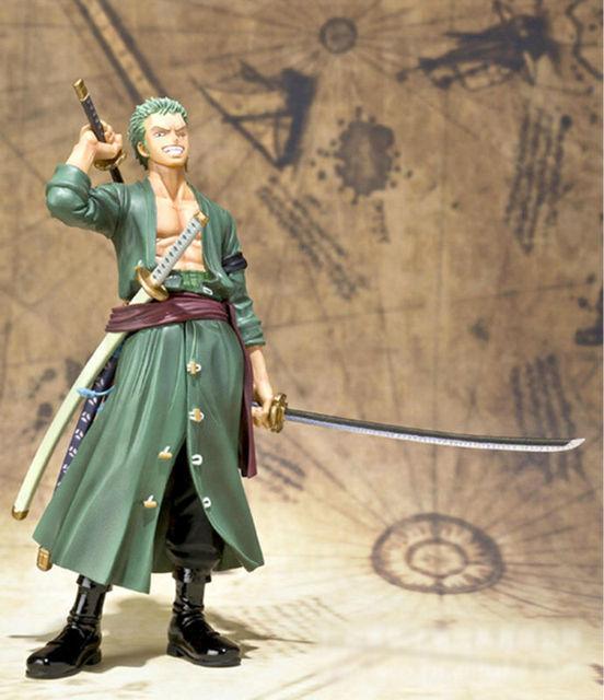 Anime Roronoa Zoro Action Figure