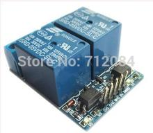 2 two channel relay module relay expansion board with optocoupler, 3.3V and 12V compatible