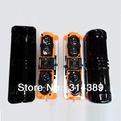 Fotoelektryczny 4 belki detektor aktywny detektor podczerwieni Outdoor100m/domowy 300 m