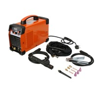 Newest TIG200 Multifunction 220V MMA Argon Arc Welding Machine Stable Efficient Mig Weldering Equipment Welder EU Plug