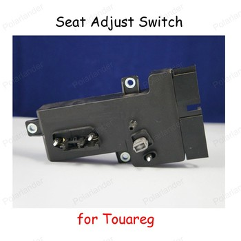 s-eat control switch for T-ouareg 7P6 959 748 Right Electric S-eat Adjust Switch