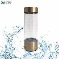 Classic PC Material Cups Hydrogen Rich Water Mini Machine Generating Maker 400ML Father And Mother Birthday