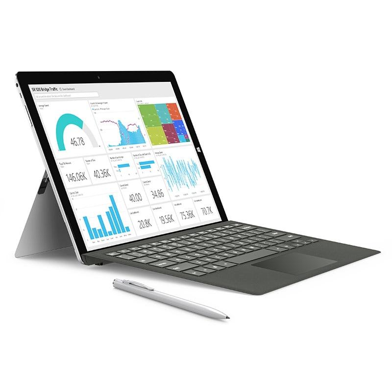 12.2 pollici Teclast X5 Pro 2 in 1 Windows Tablet PC 10 IPS Schermo capacitivo Intel Kaby Lago Core M3-7Y30 Quad Core 1.0 GHz 8 GB RA