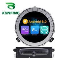 Восьмиядерный 4 Гб ОЗУ Android 8,0 Автомобильная dvd-навигационная система мультимедийный плеер Автомобильный стерео для BMW Mini Cooper после 2006-2013 года