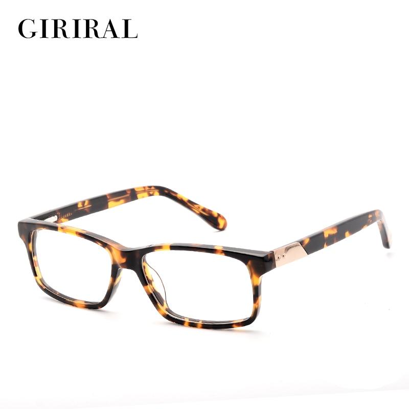 Marco de anteojos TR90 para hombre, montura retro, gafas de miopía óptica, marco de gafas transparentes # 3449