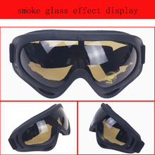 Eyewear Helmet Off-Road-Goggles Motorcycle-Accessories Motocross-Uvprotection Over-Rx-Glasses