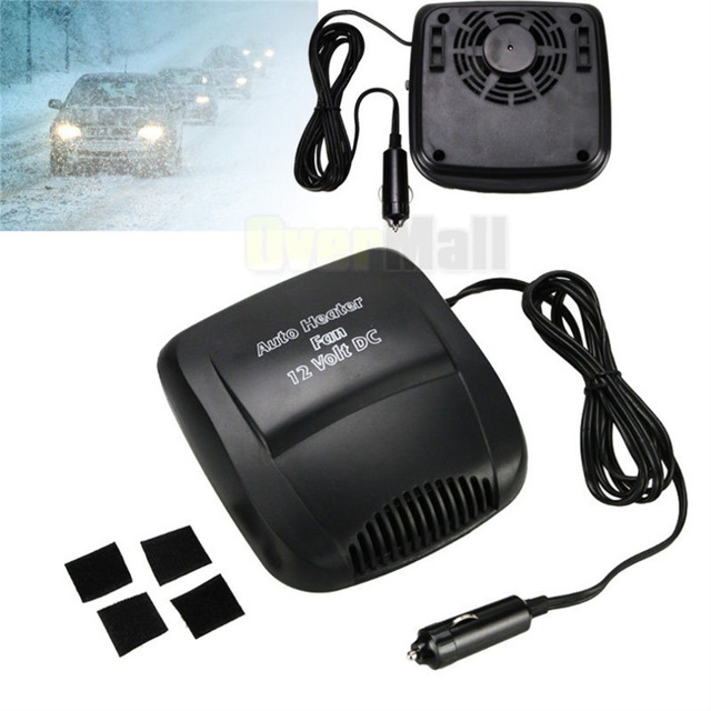 12V 150W 2 in 1 Protable Auto Car Vehicle Heater Heating Cooling Fan Ceramic Windscreen Defroster Demister Environmental New