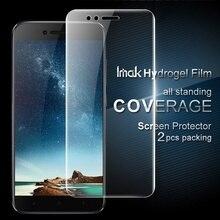 IMAK 2 Pcs Packing Full Display Full Protecting Mushy Hydrogel Protector Movie for Xiaomi Mi 5X