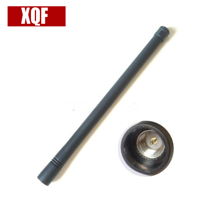 XQF VHF 136-174 <font><b>MHz</b></font> <font><b>Antenna</b></font> For Vertex Yaesu Radio VX-110 150 160 <font><b>400</b></font> Two Way Radio image