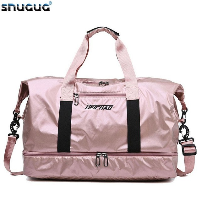 New Waterproof Travel Sports Bag Ladies