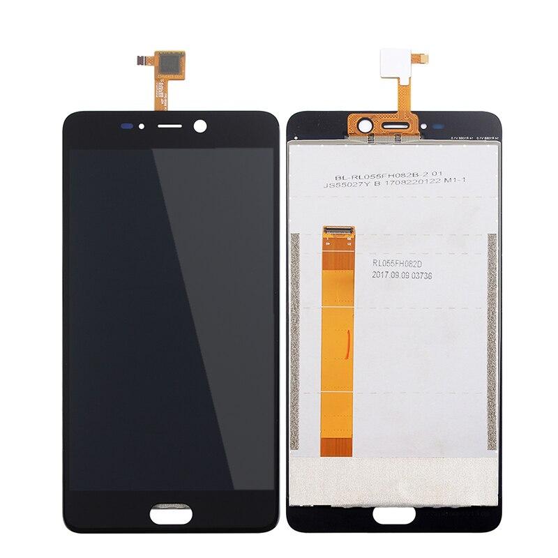 Pour Leagoo T5 LCD Écran Tactile Digitizer Assemblée Haute Qualité Noir Pour Leagoo T5 Écran Écran lcd Outils Gratuits