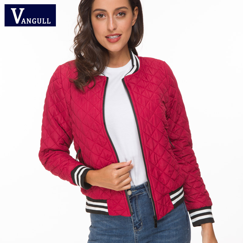 HTB1vhJsCbPpK1RjSZFFq6y5PpXaJ Vangull Jacket women 2019 New Spring Autumn Winter velvet lamb Coat Woman basic Parkas Outerwear Down jackets Female Clothings