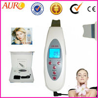 Free Shipping 100 Guarantee Spa 006 Handheld Facial Body Ultrasonic Face Lift Skin Scrubber Beauty Machine