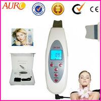 Free Shipping 100 Guarantee Spa 006 Handheld Facial Body Ultrasonic Face Lift Skin Scrubber Beauty Machine