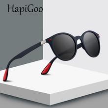 5a5aa2a0a9d BRAND DESIGN Men Women Retro Rivet Polarized Sunglasses Oval Frame TR90  Legs Lighter Design Classic Sun