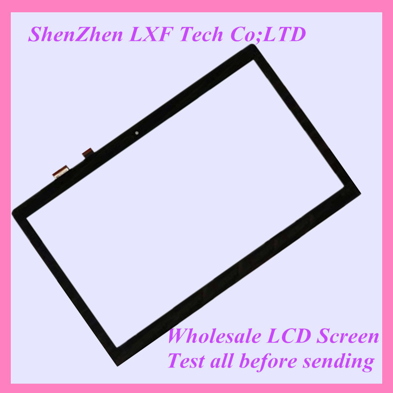 ФОТО 15'' Touch Screen Panel Digitizer Glass Lens Repair Replacement Parts For Asus VivoBook S550 S550C S550A TCP15F81 V0.4